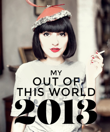 My out of this world 2013