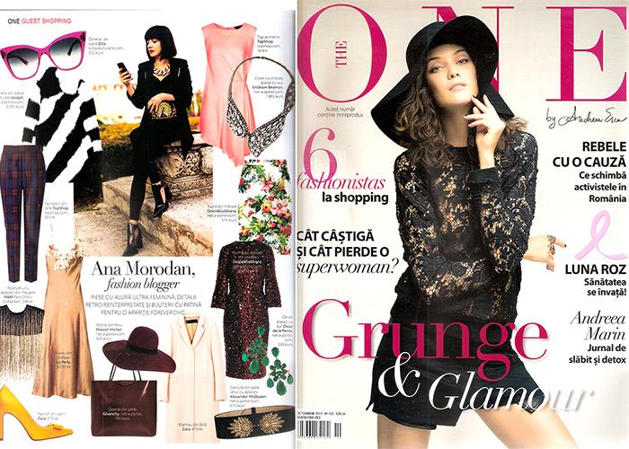 2013, October - The One - Ana Morodan