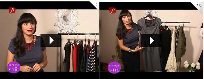 Ana's Style Capsule on Prima TV