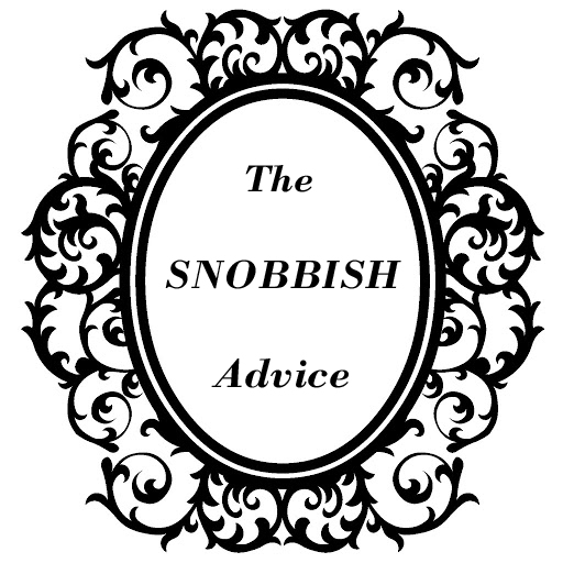 The Snobbish Advice nou