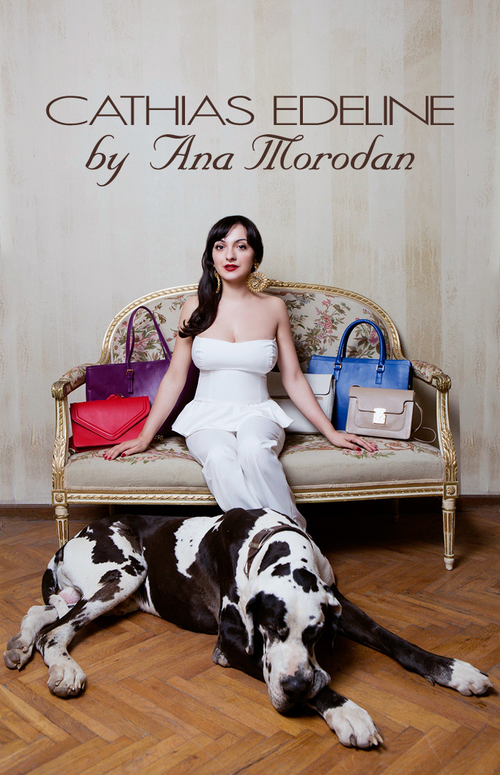 Cathias Edeline by Ana Morodan bag collection