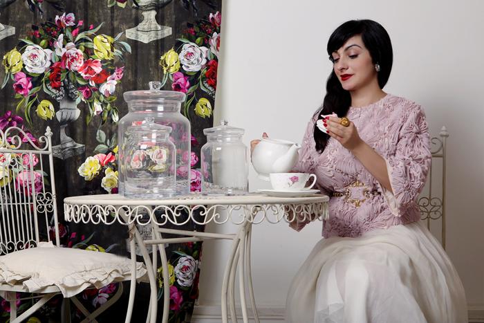 Tea in Wonderland