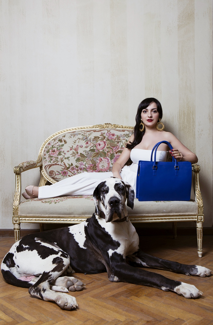 The Countess loves cathias Edeline bags