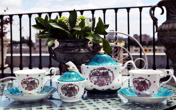 The Countess Tea Set