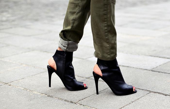 Morodan has a new shoe love