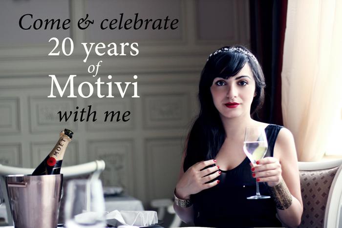 Happy birthday Motivi