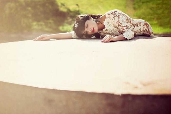 ana at the silence table