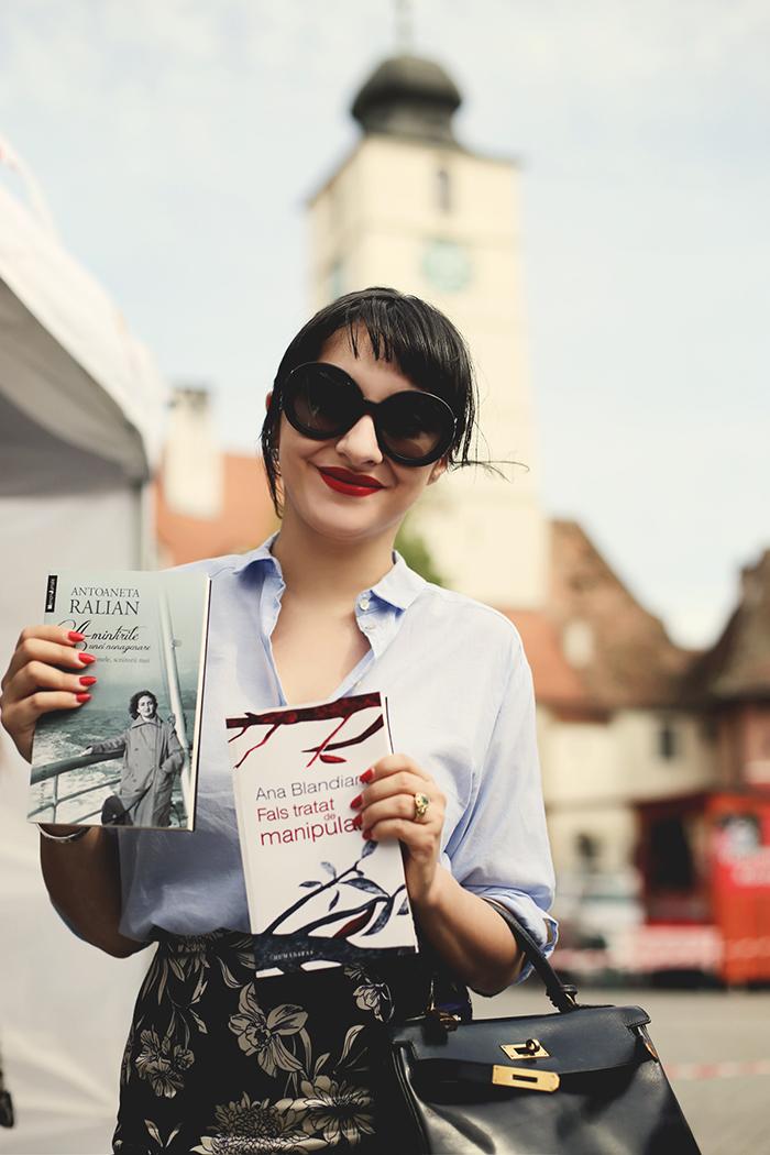 aneta and her fav books lately