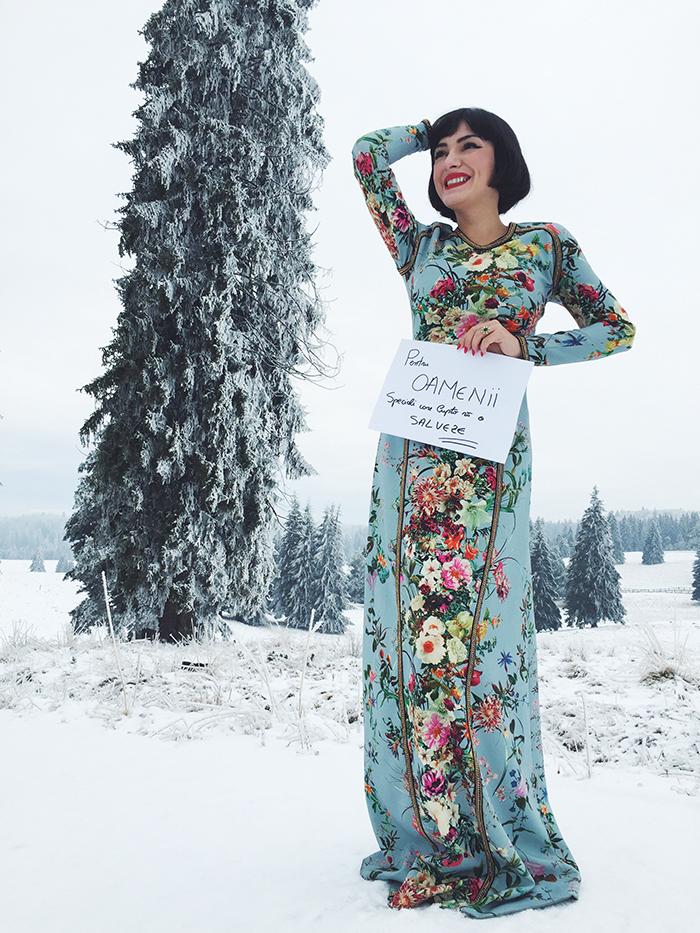 Ana Morodan for De ce Alegi Romania