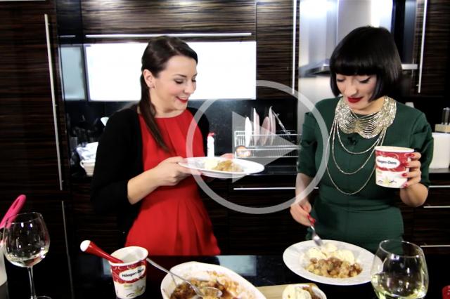 Kitchen Victim – My Favourite Episode – A Dessert with My Favroite Ice Cream