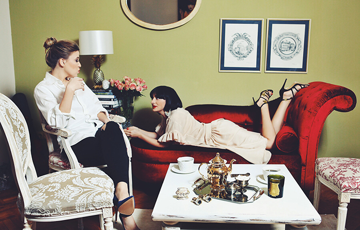 A Home Couture Affair with Photoliu