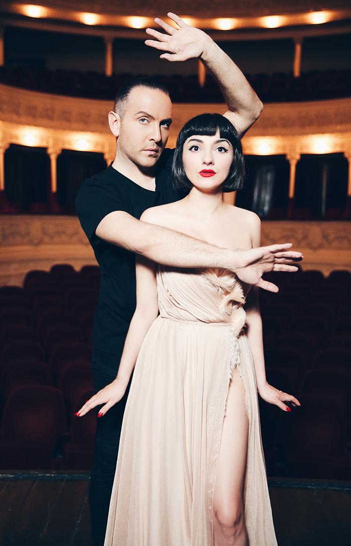 Razvan Mazilu si Ana Morodan