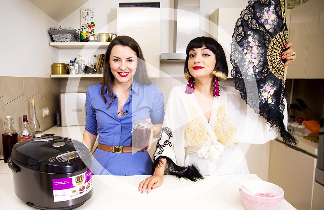 Cristina Mazilu Mazilique & Ana Morodan - Kitchen Victim - Episodul 13. - gem de zmeura-21