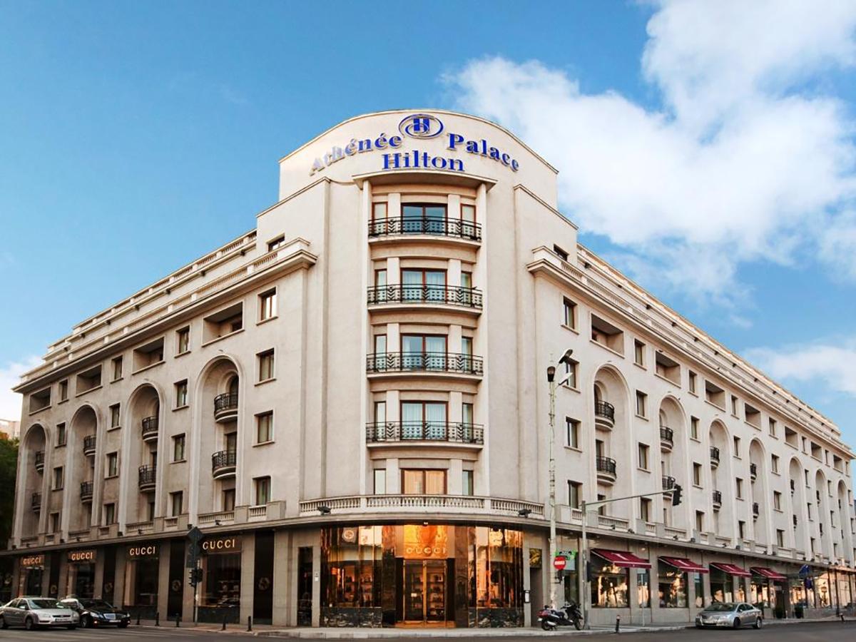 Athenee Palace Hilton Bucuresti - restaurante