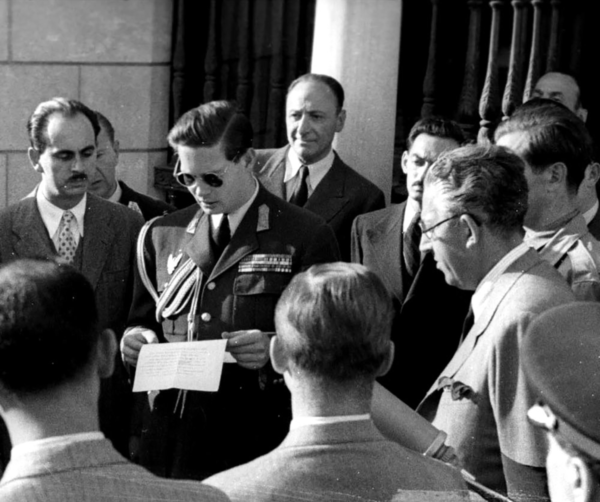 25-Regele-Mihai-I-Palatul-Elisabeta-1947-©Agerpres