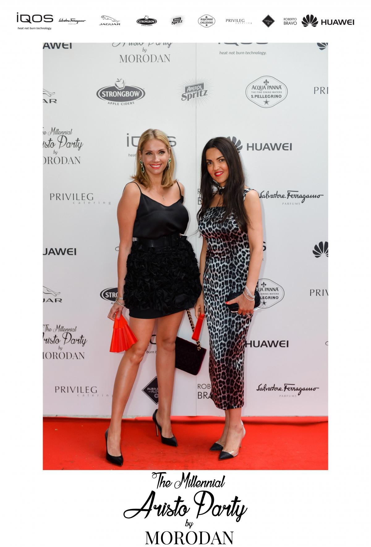 Ileana Badiu si Laura Rotileanu
