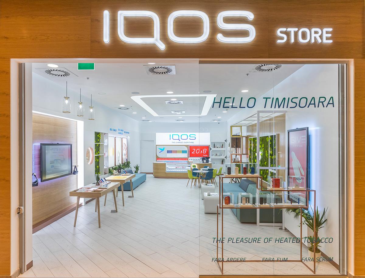 IQOS Store Timisoara (1)