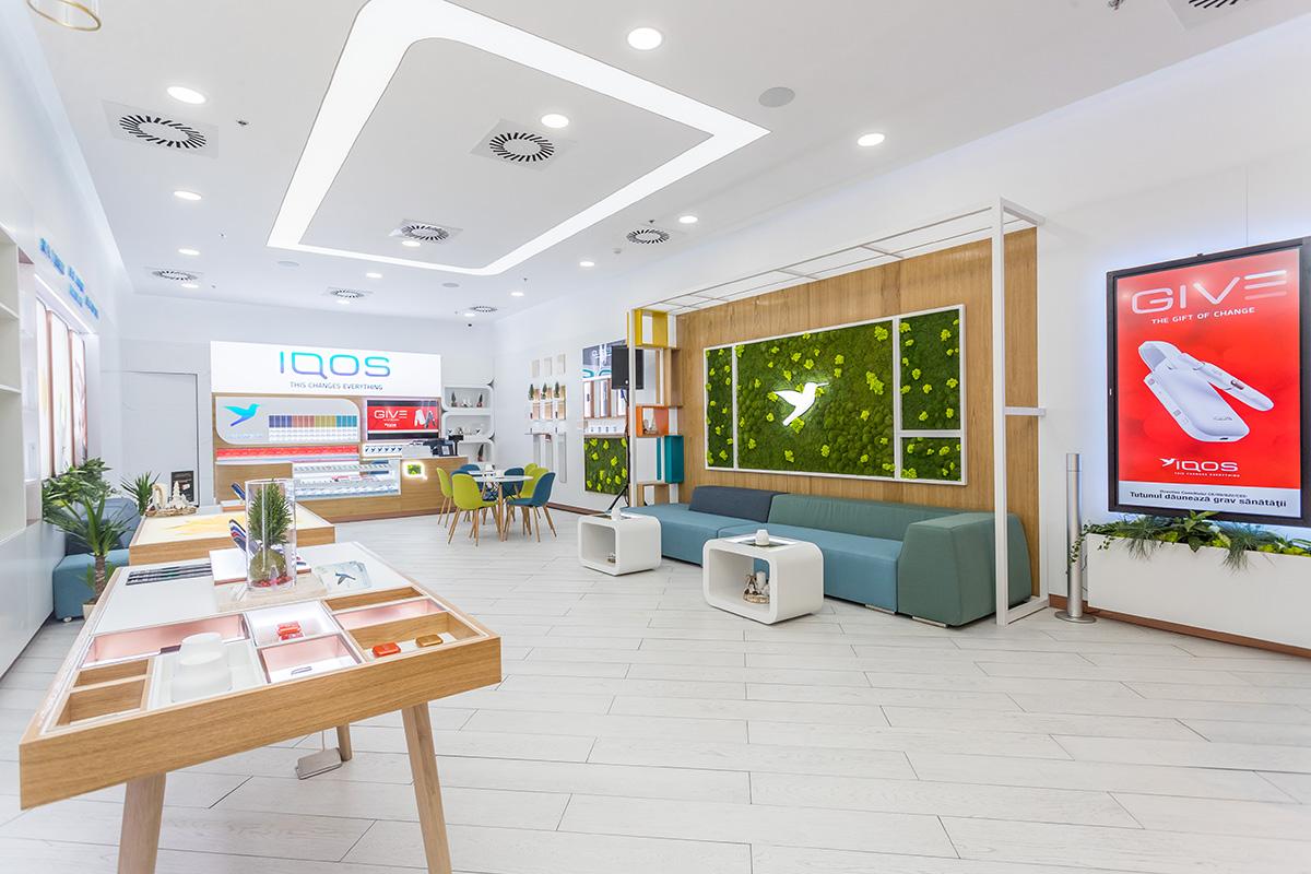 IQOS Store Timisoara (2)