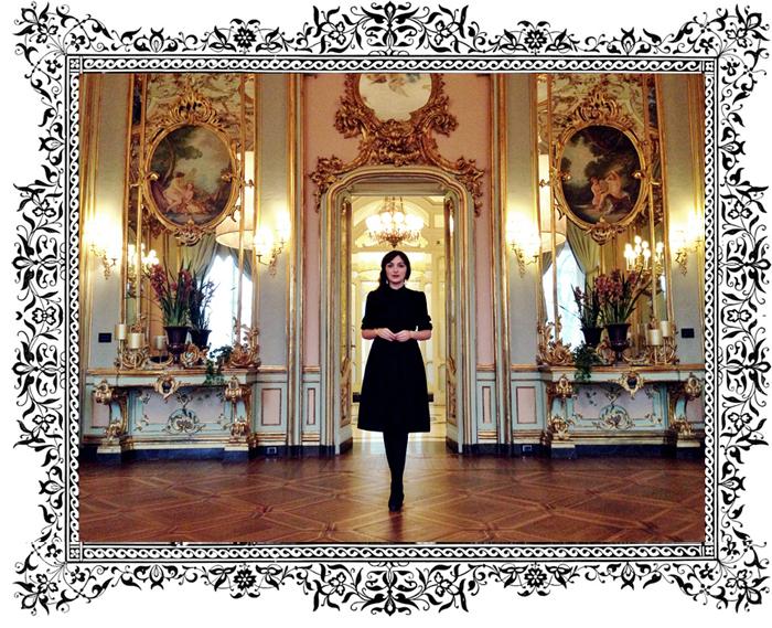 Ana - The Modern Countess