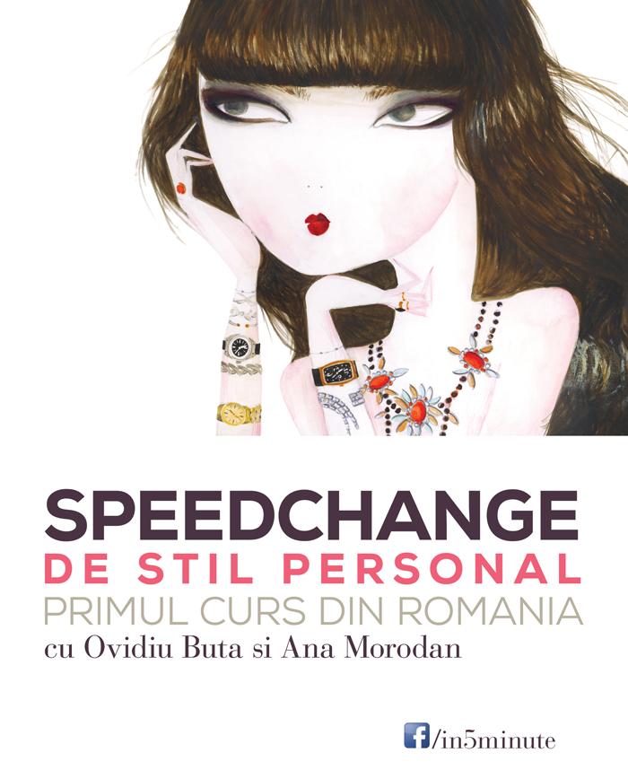 5 MINUTE- curs de stil cu Ovidiu Buta si Ana Morodan