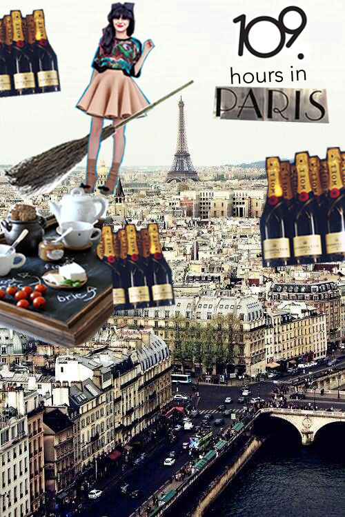 Morodan is going to Paris with 109